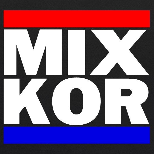 MIX KOR Kids Hoodie - Black
