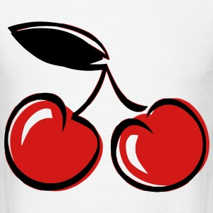 Cherry T-Shirts - Men's T-Shirt