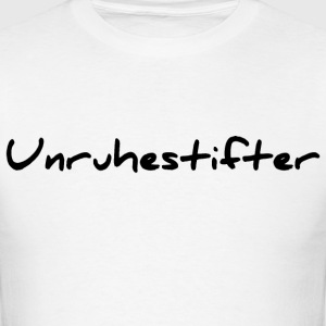 German T-Shirt unruhestifter - without translation T-Shirts - Men's T-Shirt