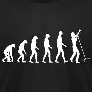 singer evolution T-Shirts - Men's T-Shirt by American Apparel