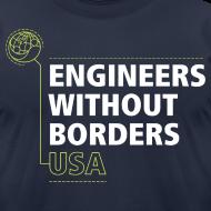 Design ~ EWB USA Men's T-Shirt
