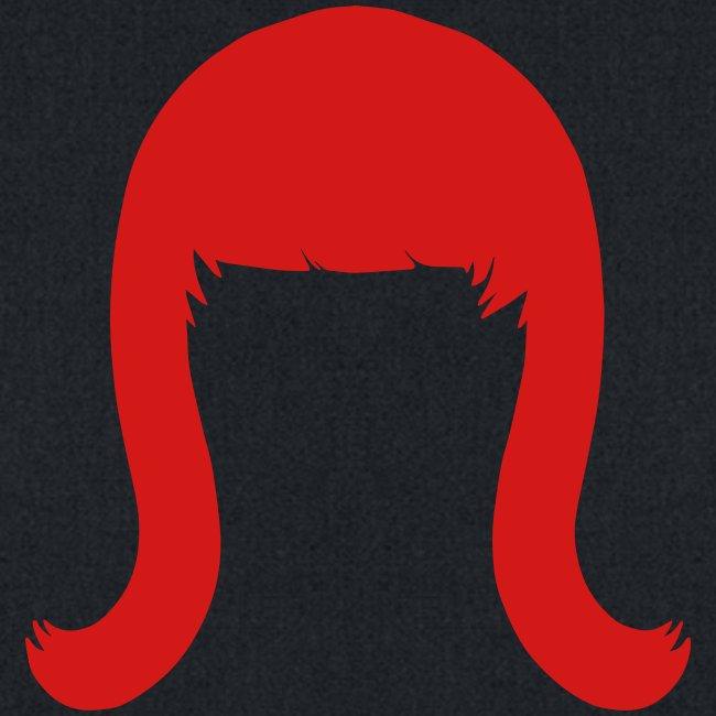 Miss Coco Peru Wig Logo Tote