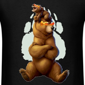 cyclops bear - Men's T-Shirt
