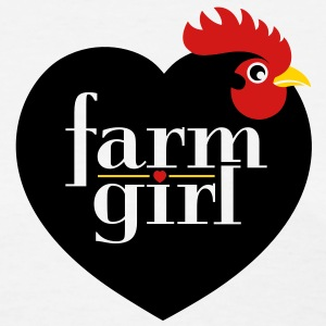 Farm girl Women's T-Shirts - Women's T-Shirt