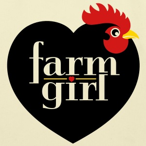 Farm girl Bags & backpacks - Eco-Friendly Cotton Tote