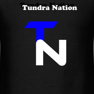 The Nation Shirt (black) - Men's T-Shirt