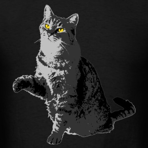 Tabby Cat T-Shirts - Men's T-Shirt