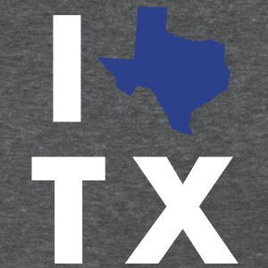 I Love Texas - Women's T-Shirt