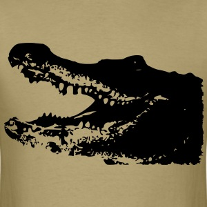 A gator T-Shirts - Men's T-Shirt