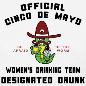 Cinco de Mayo Women's Drinking Team T-Shirt - Women's T-Shirt