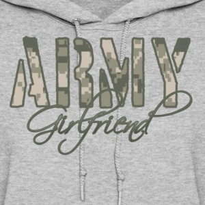 Army Girlfriend - Women's Hoodie
