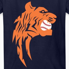 Detroit Tigers Kids' Shirts