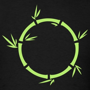 Bamboo Circle T-Shirts - Men's T-Shirt