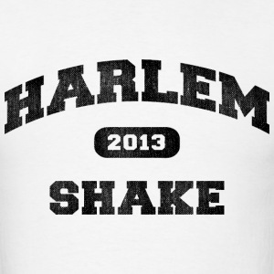 Harlem Shake Worn Black T-Shirts - Men's T-Shirt