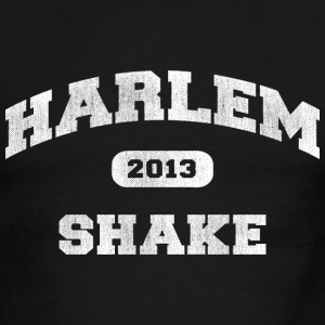 Harlem Shake Worn White T-Shirts - Men's Ringer T-Shirt