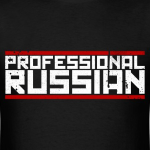 FPS Russia Logo MP T-Shirts - Men's T-Shirt
