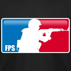 FPS Russia MP T-Shirts - Men's T-Shirt by American Apparel
