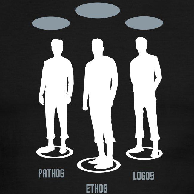 Ethos, Pathos & Logos Ringer