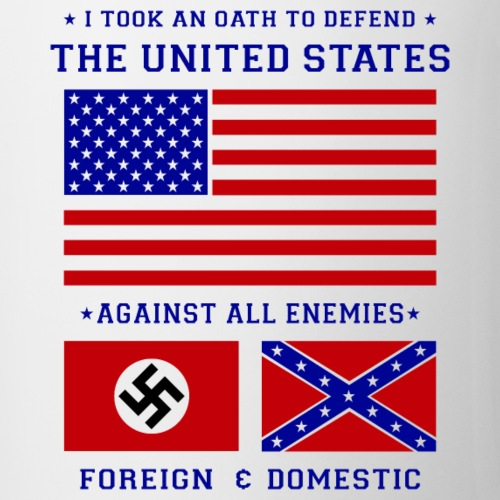 Oath To Defend The USA