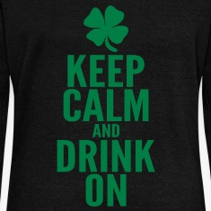 Keep Calm and Drink On Long Sleeve Shirts