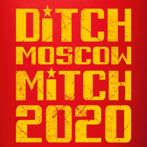Vintage Moscow Mitch