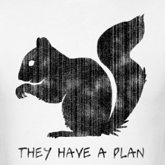 Squirrels: They Have A Plan