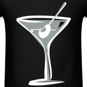 Martini T-Shirts - Men's T-Shirt