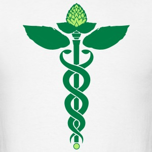 Beer Is Medicine T-Shirts - Men's T-Shirt