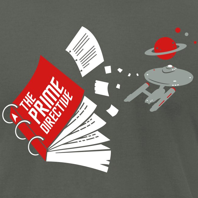 Screw the Prime Directive!