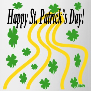 happy_st_patricks_day_cbr3 Bottles & Mugs - Coffee/Tea Mug