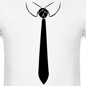 Eldredge Tie T-Shirts - Men's T-Shirt