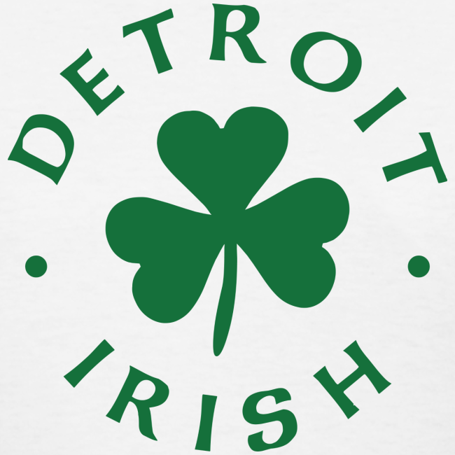 Detroit Irish green