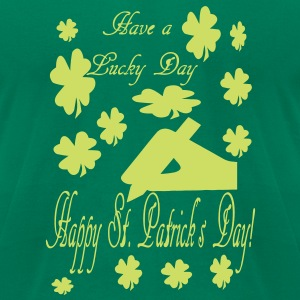 have_a_lucky_day2 T-Shirts - Men's T-Shirt by American Apparel