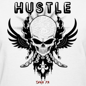 SKULL HUSTLE - Women's T-Shirt