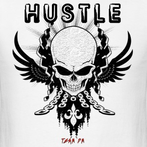 SKULL HUSTLE - Men's T-Shirt