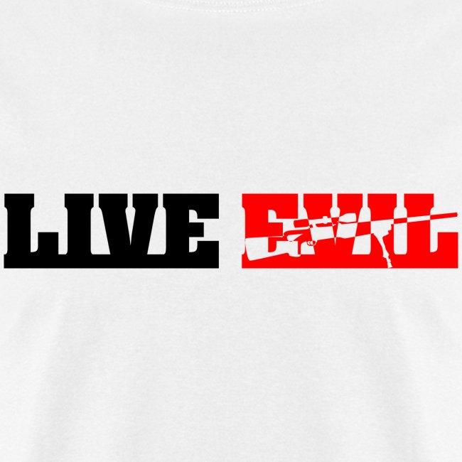 Live Evil Assault (White)