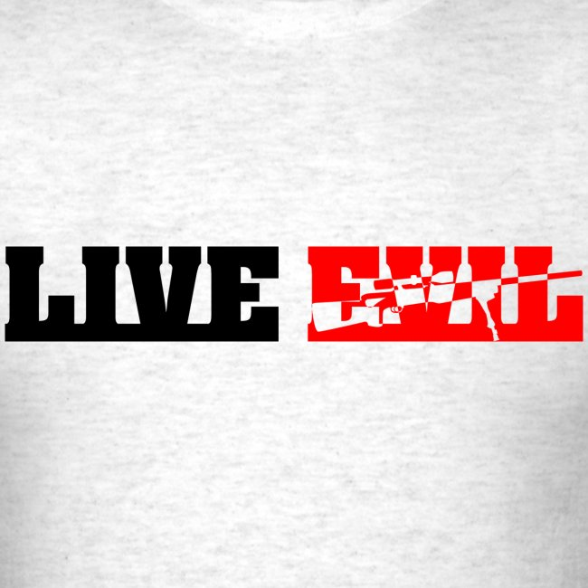 Live Evil Assault (Heather Grey)