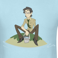 Design ~ Pool Island Shirt