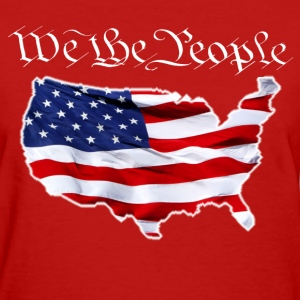 We The People Womens - Women's T-Shirt