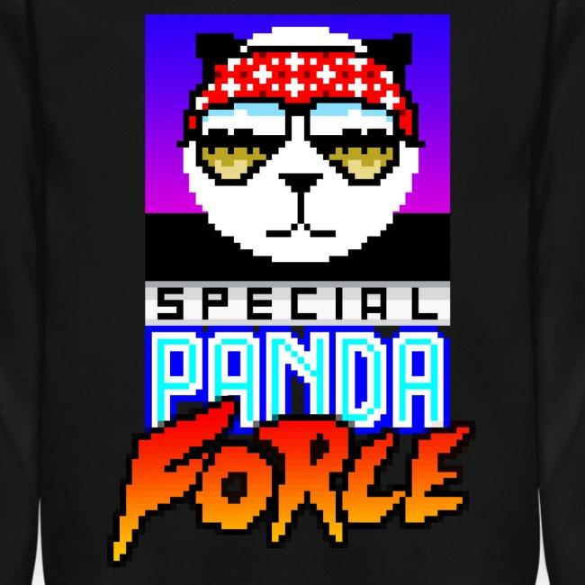 "Funky Panda ""Special Panda Force"" Crewnecks!"