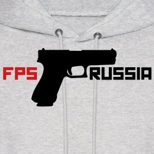 FPS Russia Gun MP Hoodies - Men's Hoodie