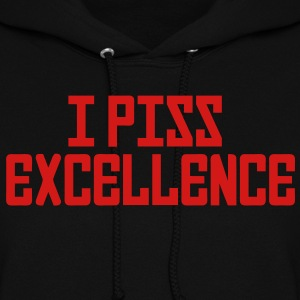 FPS Russia I Piss Excellence MP Hoodies - Women's Hoodie