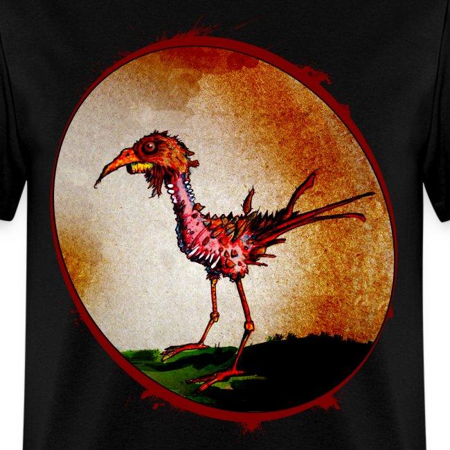 mens - zombie chicken