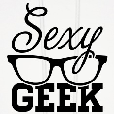 Like a i love cool sexy geek nerd glasses boss Hoodies
