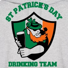 st_patricks_day Hoodies