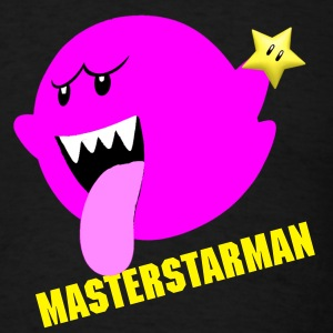 Masterstarman Pink Boo - Men's T-Shirt