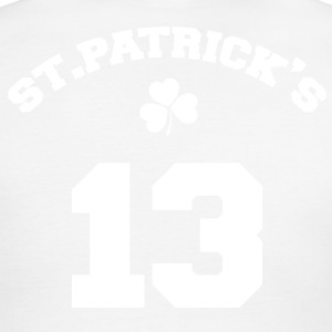 St. Patrick's Day 13 2013 T-Shirts - Men's Ringer T-Shirt