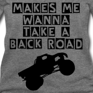 Design ~ backroad sweater