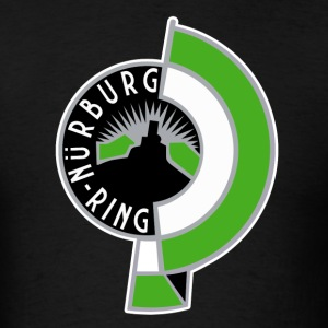 Nurburg Ring T-Shirts - Men's T-Shirt