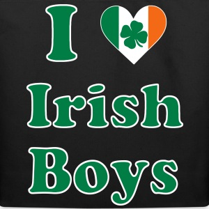 i_love_irish_boys Bags  - Eco-Friendly Cotton Tote